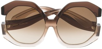 Linda Farrow 1071 C4 sunglasses