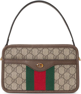Gucci Ophidia Medium GG Supreme Messenger Bag