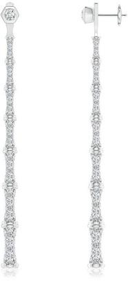 Natori Indochine Long Multi-Wear Studded Earrings