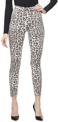 Good American Good Waist Crop Skinny Jeans (Regular & Plus Size)