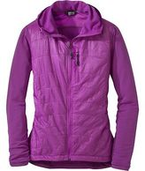 Outdoor Research Deviator Hooded Insulated Jacket - Women's Ultraviolet L