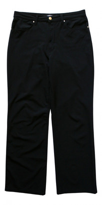 Versace Jeans Black Polyester Jeans