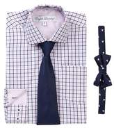 English Laundry Dress Shirt, Bow Tie, & Neck Tie Set (Toddler & Little Boys)