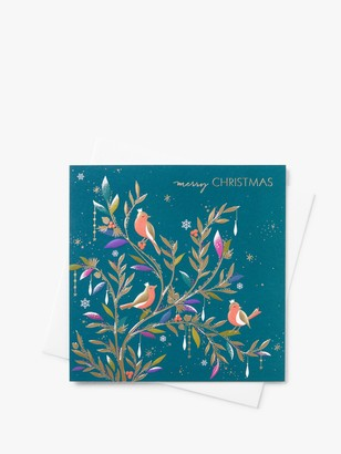 Sara Miller Robin Christmas Cards, Pack of 8