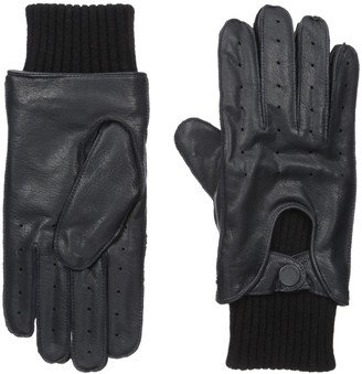 Ben Sherman Men's Leather Driving Glove
