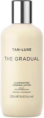 Tan-Luxe THE GRADUAL Illuminating Gradual Tan Lotion