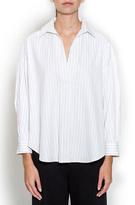 Octavia White Amelia Shirt