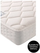 Sealy Nina 1200 Pocket Backcare Memory Mattress - Medium/Firm