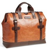 Trask Men's 'Jackson' Gladstone Bag - Brown