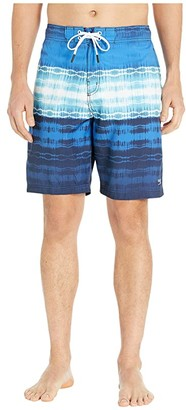 Speedo Down Drift Bondi Boardshorts 20 Black) Men's Swimwear