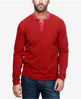 Lucky Brand Men's Saturday Stretch Henley