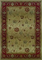 Oriental Weavers Genesis Machine Woven Rug in Beige