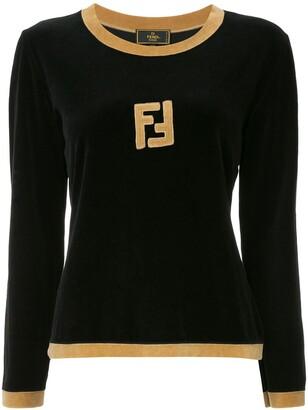Long Sleeve Fitted Sweatshirt