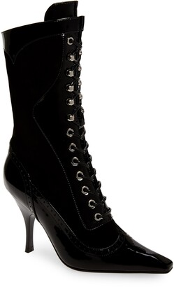 Jeffrey Campbell Grandmere Pointed Toe Boot