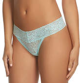 Apt. 9 Bridal Lace Thong