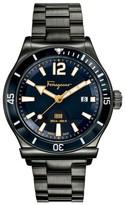 Salvatore Ferragamo Men's Sport Bracelet Watch, 43Mm