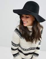 Only Wool Oversized Fedora Hat