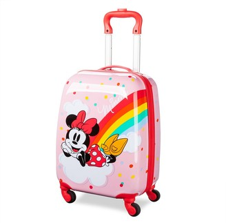 Disney Minnie Mouse Rolling Luggage Small
