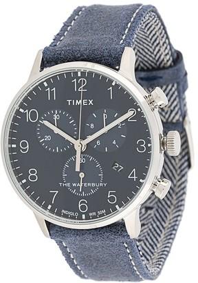 Timex Waterbury Classic Chrono 40mm watch
