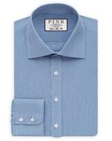 Thomas Pink Haldane Check Super Slim Fit Dress Shirt - Bloomingdale's Slim Fit