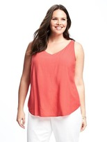 Old Navy Plus-Size V-Neck Tank