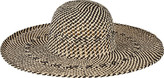San Diego Hat Company Women's Open Weave Round Crown Floppy Hat PBL3080