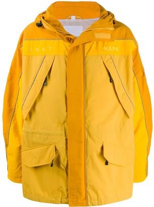 Martine Rose Hooded Rain Jacket