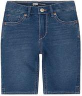 Levi's Toddler Girl Jean Bermuda Shorts