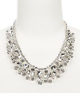 Cezanne Mosaic Rhinestone Collar Necklace