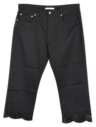 Christopher Kane Black Cotton Jeans for Women