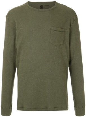 OSKLEN long-sleeve cotton T-shirt