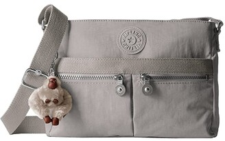 Kipling Angie (Slate Grey 2) Handbags
