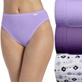 Jockey Elance 3-pk. Queen French Cut Panties 1485 - Women's