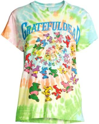 MadeWorn Grateful Dead Bears Tie-Dye Tee
