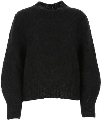 Isabel Marant Ivah Chunky Knit Sweater