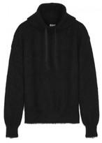 Saint Laurent Black Wool Blend Jumper