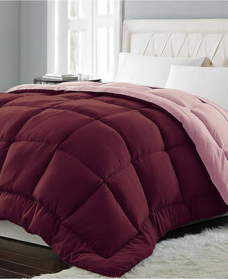 Blue Ridge Reversible Down Alternative King Comforter