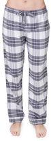 PJ Salvage Plaid Cotton Pants
