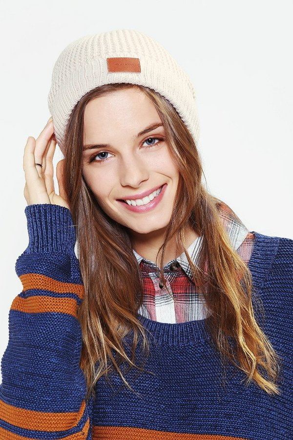 Urban Outfitters Bickley + MItchell Waffle Beanie