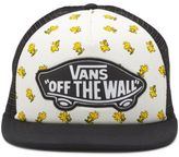 Vans x Peanuts Beach Girl Trucker Hat