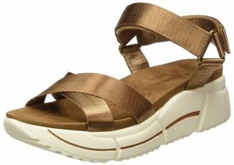 Bugatti Women's 431881816900 Ankle Strap Sandals