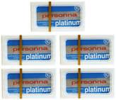 Personna Blue Platinum Blades (50) by 50 Blades)