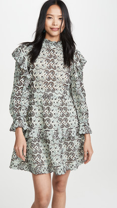 Sea Aurelia Ruffle Sleeve Dress