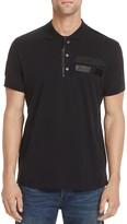 Diesel T-Snow Regular Fit Short Sleeve Polo Shirt