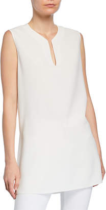 Lafayette 148 New York Chandler Sleeveless Long Tunic