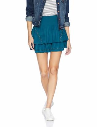 Ramy Brook Women's Adelaide Embellished Mini Skirt