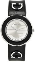 Gucci Women's YA129401 U-Play Stainless-Steel Quartz Dial Watch