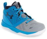 Under Armour Infant Boy's 'Curry 2' High Top Sneaker