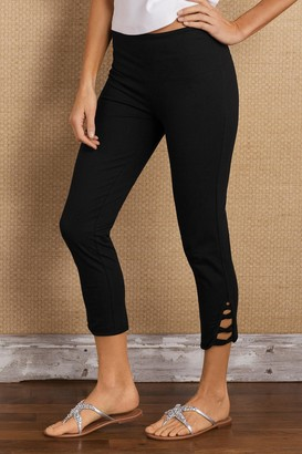 Women Slimsations Twist & Turn Leggings