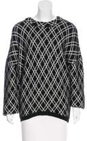 Christian Wijnants 2017 Metallic Sweater